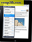 Surf Web iPad Style fra din pc og Firefox [How-To]