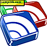 Favicons inschakelen in Google Reader