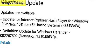 Windows 10 (KB3133431) är en annan ny Flash Player Update tillgänglig nu
