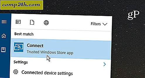 Så här speglar du din Android till Windows 10 med Connect App