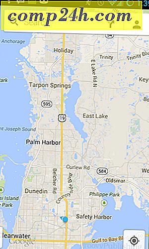 Erstellen Sie einen Offline-Cache in Google Maps für Android on