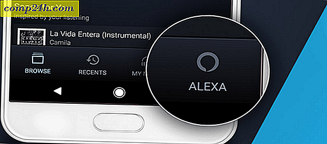 Gebruik Alexa voor handsfree bediening in Amazon Music App voor Android of iOS