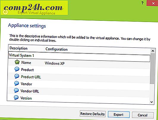 A VirtualBox VM áthelyezésének módja a Windows 10 Hyper-V