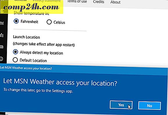 Windows 10 İpucu: Hava Durumu Uygulamasına Birden Çok Konum Ekleme