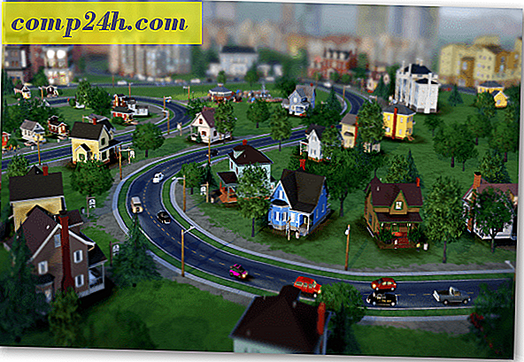 Registrera dig för SimCity Closed Beta