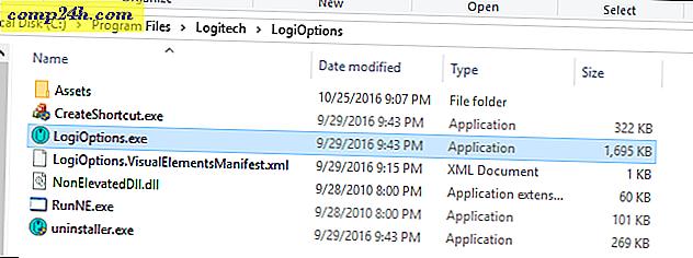 Warum wird der LogiOptionsMgr exe-Prozess ausgeführt? Ist es