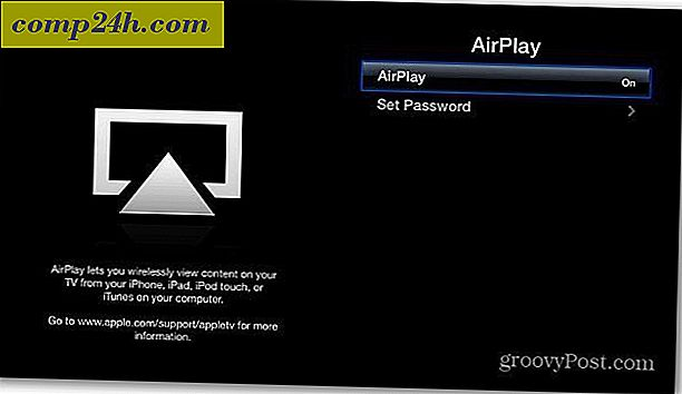 Dodaj AirPlay-Like Mirroring do starszych komputerów Mac i Windows