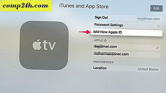 Gratis App Store Tricks för den nya Apple TV