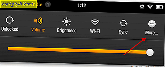 Kindle Fire: Passordbeskytt WiFi