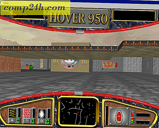 Hover On IE 11: Herbeleef klassieke Windows 95 Gaming Nostalgia