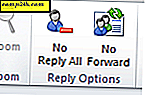How-to Add No Reply All en No Forward to Outlook 2007 en Outlook 2010