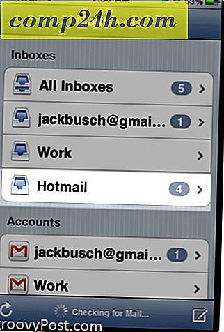 Hotmail inkorg