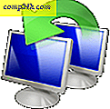 Windows 7 Easy Transfer Tool - Snabbguide