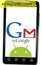Oppdatert Android Gmail App for Froyo Enabled Devices