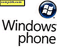Windows Phone 7 Sammenligningstabel
