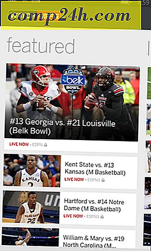 Windows Phone 8.1 Gains WatchESPN App