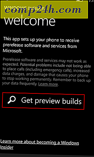 Microsoft lader Windows 10 Mobile Insiders installere firmware opdateringer