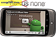 Verizon passerar på Nexus One, lanserar Droid Incredible [groovyNews]