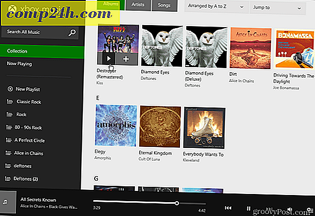 Xbox Music On The Web Tilgængelig nu for Music Pass-abonnenter