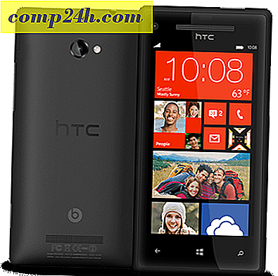 HTC Debuts Windows Phone 8X och 8S