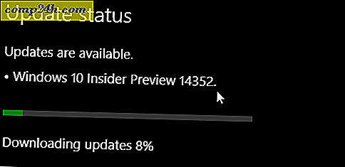 Windows 10 Preview Build 14352 Released to Insiders, Here's What's New