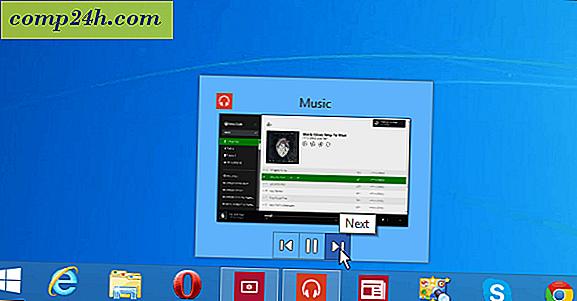 Det är mycket som att använda Windows Media Player eller VLC från  Aktivitetsfältet medan du arbetar från skrivbordet. d299d7bc0812e