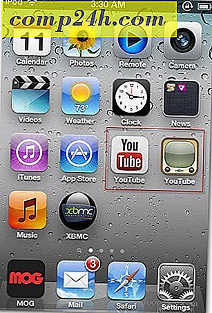 Download iOS 6-versionen af ​​YouTube-appen i dag