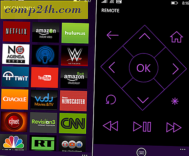 Roku App officielt frigivet til Windows Phone og Windows 8.1