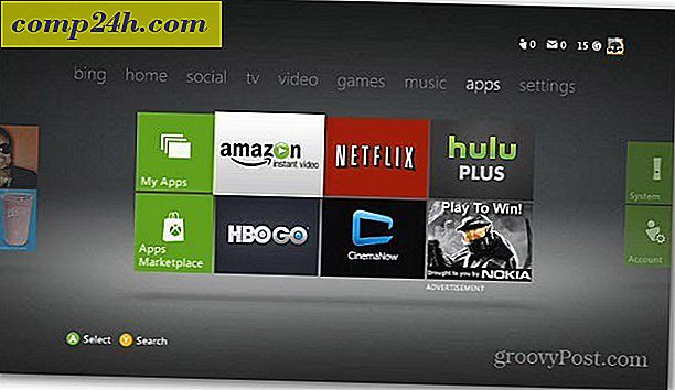 Amazon Instant Video Nyt Xbox 360: ssä