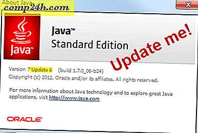 Java Zero Day Exploit Fixed i Manuel Opdatering Version 1.7.0_07