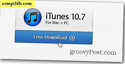 Apple brengt incrementele iTunes 10.7-update uit
