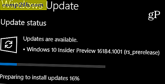 Windows 10 Preview Build 16184 Returnerer Min People Feature