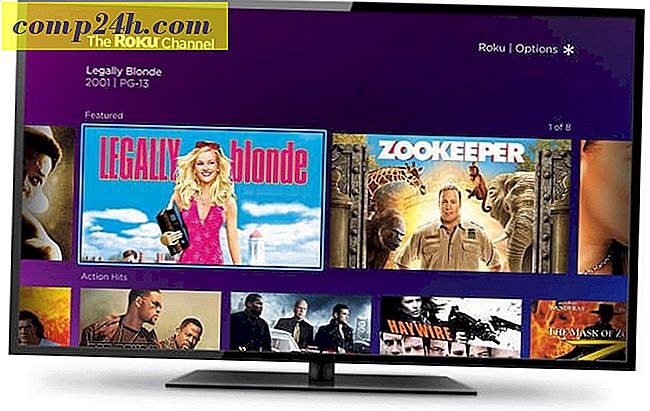Roku lanserar sin egen Free Streaming Movie Channel