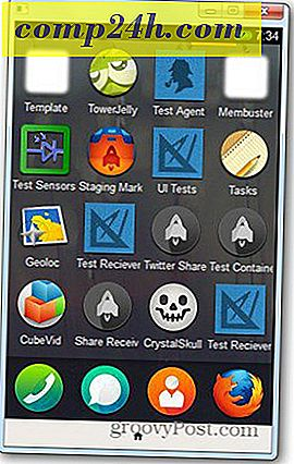 Firefox OS Simulator Browser Addon verfügbar - Screenshot Tour