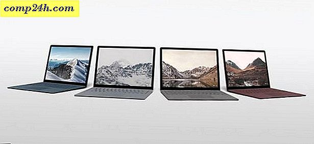 Microsoft lancerer Windows 10 S, Surface Laptop og New Education Tools