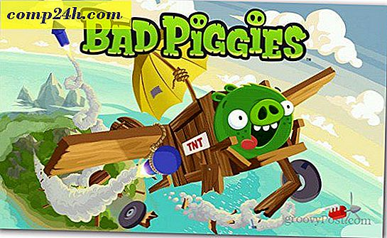 Bad Piggies förenar Angry Birds Universe