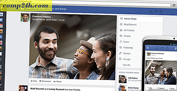 Deltag i New Facebook News Feed Waiting List