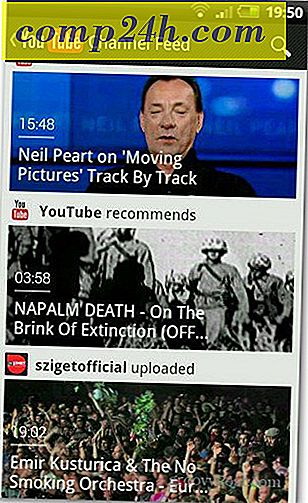 YouTube til Android Froyo og Gingerbread opdateret