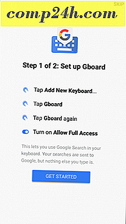 Google lancerer Gboard Virtual Keyboard til iOS