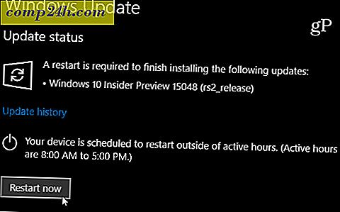 Windows 10 Insider Build 15048 til pc og 15047 til mobil