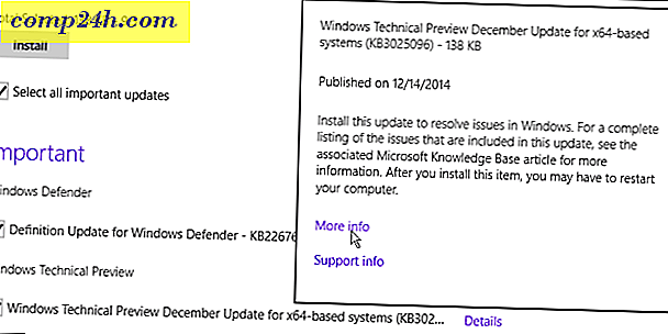 Windows 10 KB3025096 en KB3020111-patches voor Explorer-crashes