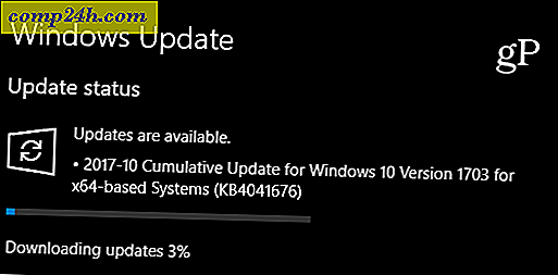 Microsoft rolt Windows 10 cumulatieve update KB4041676 uit