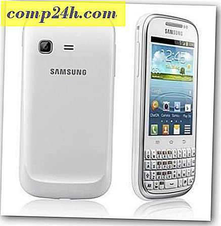 Samsung introducerer tekstingmaskine Galaxy Chat