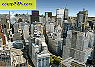 Ny!  Earth View i Google Maps [groovyNews]