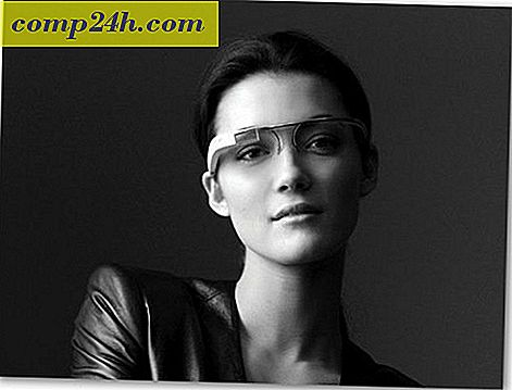 Google Project Glass Offisielt annonsert - World Domination to Follow