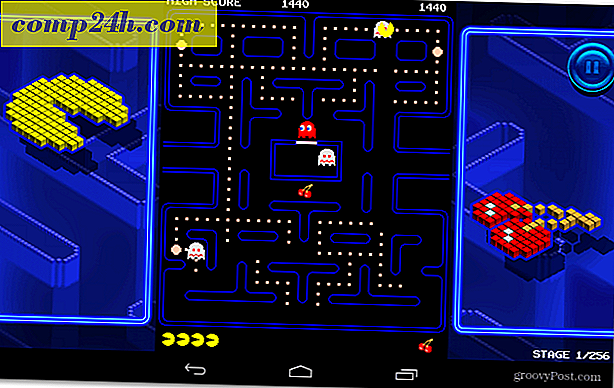 80-as hétvége a Pac-Man + Tournaments Android-kal