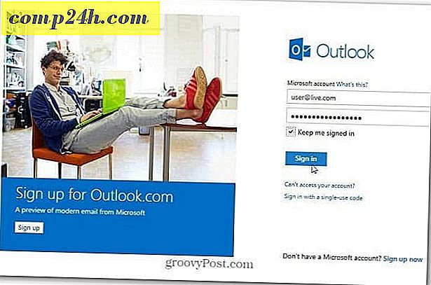 Outlook.com is Revamped Web Mail van Microsoft