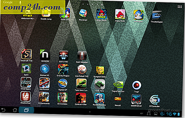 Top vijf gratis Android Nvidia Tegra Zone Games