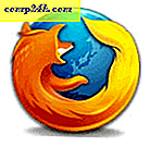 Verder Customize Firefox 4 met de Stratiform Add-on