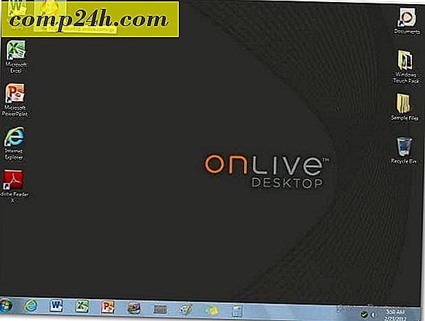 OnLive Desktop for iPad lägger till IE 9 och Adobe Reader